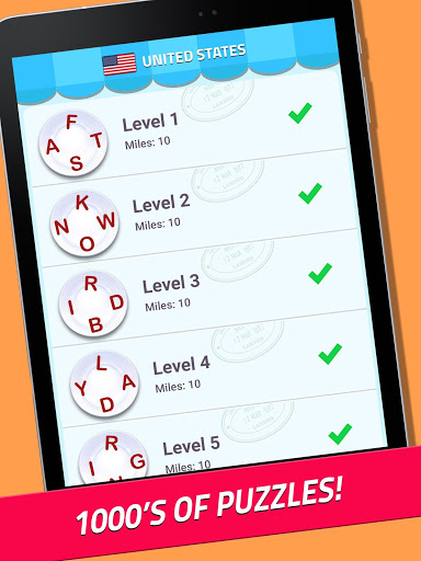 Crossword Jam A word search and word guess game 1.30.0 screenshots 11