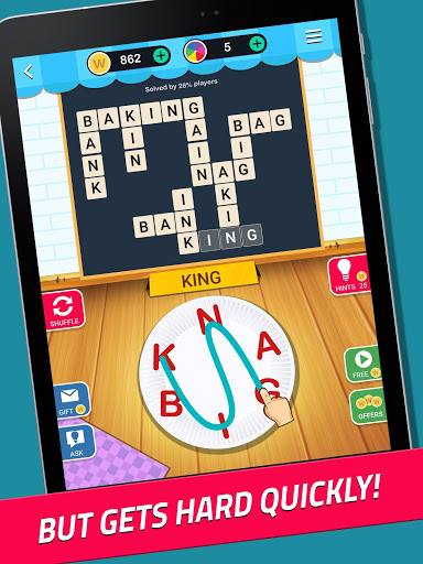 Crossword Jam A word search and word guess game 1.30.0 screenshots 15