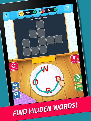 Crossword Jam A word search and word guess game 1.30.0 screenshots 7