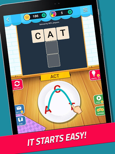Crossword Jam A word search and word guess game 1.30.0 screenshots 8