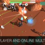 Free Download CyberSphere: Online Shooter 1.4.4 APK Unlimited Cash