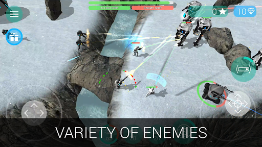 CyberSphere Online Shooter 1.4.4 screenshots 19