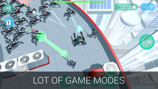 CyberSphere Online Shooter 1.4.4 screenshots 5