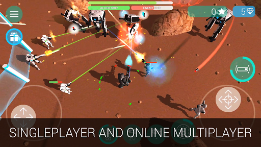 CyberSphere Online Shooter 1.4.4 screenshots 8