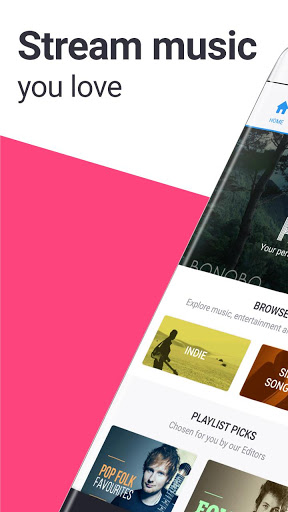 Deezer Music Player. Play Download any Song MP3 screenshots 1