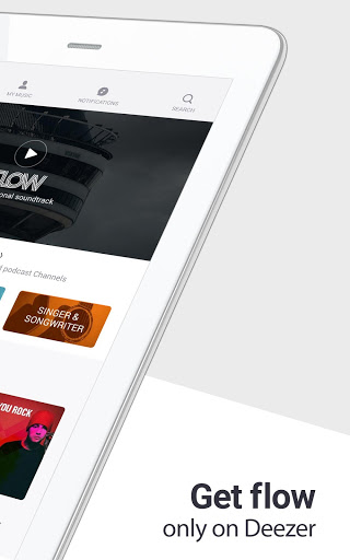 Deezer Music Player. Play Download any Song MP3 screenshots 12