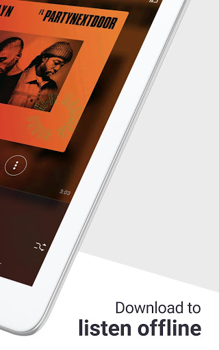 Deezer Music Player. Play Download any Song MP3 screenshots 14