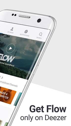 Deezer Music Player. Play Download any Song MP3 screenshots 2