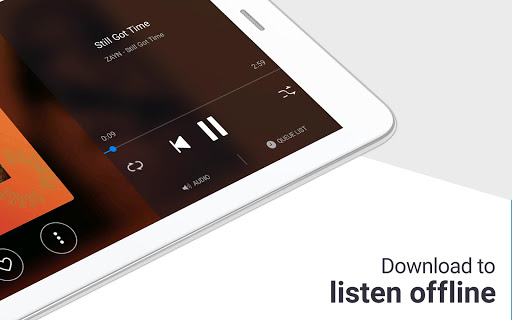 Deezer Music Player. Play Download any Song MP3 screenshots 9