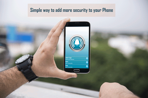 Dont Touch My Mobile Phone – Security Alarm 3.0.1 screenshots 1