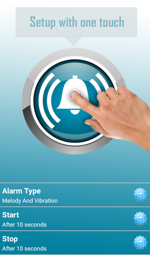 Dont Touch My Mobile Phone – Security Alarm 3.0.1 screenshots 5