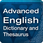 Download Advanced English Dictionary & Thesaurus APK Full Unlimited