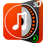 Download DiscDj 3D Music Player Beta v3.003s APK Unlimited Cash