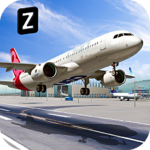 Download Full Airplane Flying Sim 2017 APK APK Mod