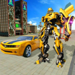 Download Full Autobots Robot Car War APK Mod APK