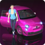 Download Full Car Parking Simulator: Girls APK Unlimited Cash