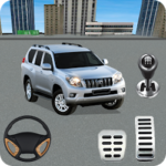Download Prado Parking Adventure 2017: Best Car Games 1.0 APK Mod APK