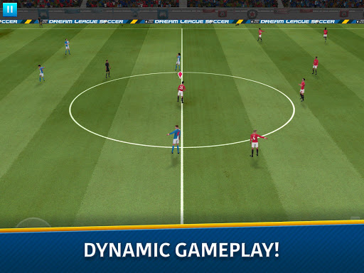 Dream League Soccer 2018 5.04 screenshots 7