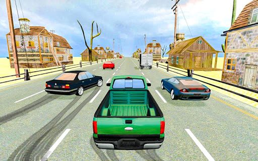 Drive in Car on Highway Racing games 2.2 screenshots 3