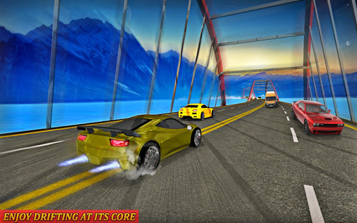 Drive in Car on Highway Racing games 2.2 screenshots 4