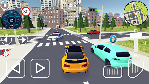 Driving School 3D 20180116 screenshots 4