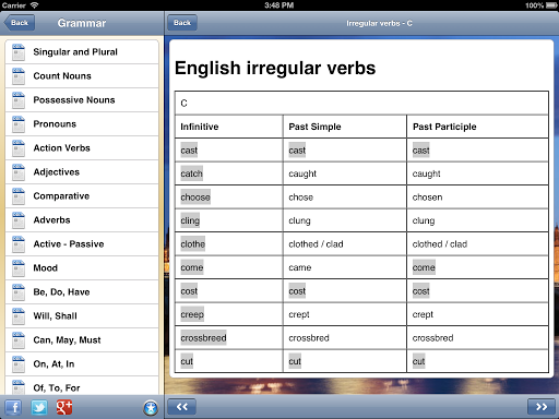 English Dictionary – Offline 9.02 screenshots 11
