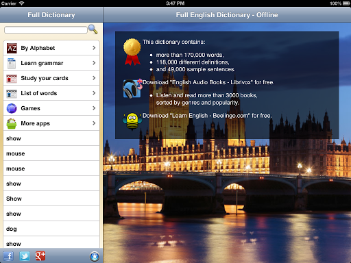 English Dictionary – Offline 9.02 screenshots 9