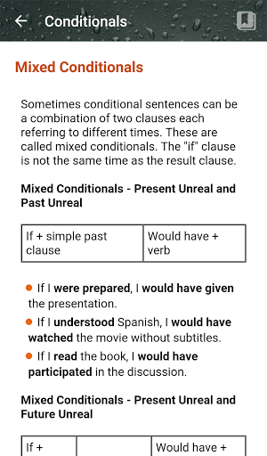 English Grammar Book 1.1.0 screenshots 5