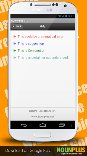 English Grammar Spell Checker 2.2.3 screenshots 7