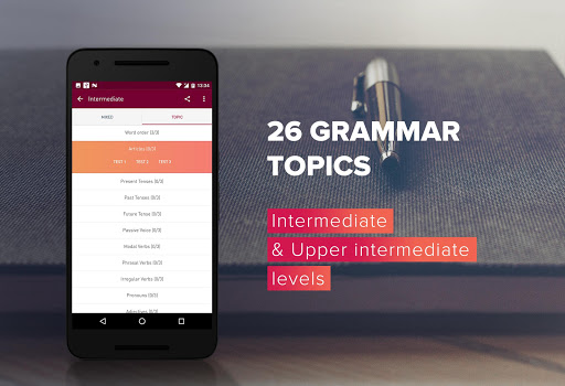 English Grammar Test 1.9.5 screenshots 3