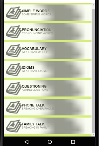 English Speaking Course in 7 Days – Learn English 21.0 screenshots 7