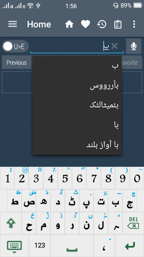English Urdu Dictionary screenshots 4