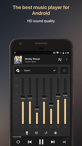 Equalizer music player booster screenshots 1
