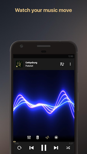 Equalizer music player booster screenshots 3