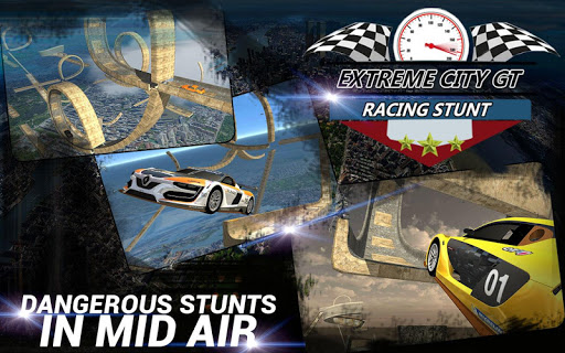 Extreme City GT Racing Stunts screenshots 7