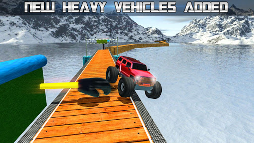 Extreme Impossible Tracks Stunt Car Racing 1.4 screenshots 3