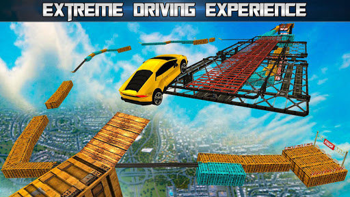 Extreme Impossible Tracks Stunt Car Racing 1.4 screenshots 4