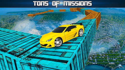 Extreme Impossible Tracks Stunt Car Racing 1.4 screenshots 6