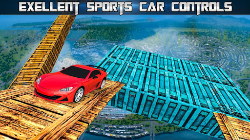 Extreme Impossible Tracks Stunt Car Racing 1.4 screenshots 7