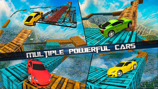 Extreme Impossible Tracks Stunt Car Racing 1.4 screenshots 8