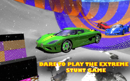 Extreme Stunts GT Racing Car 1.10 screenshots 11