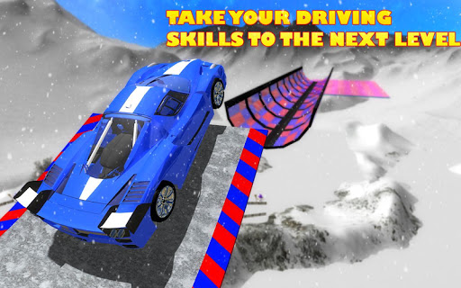 Extreme Stunts GT Racing Car 1.10 screenshots 2