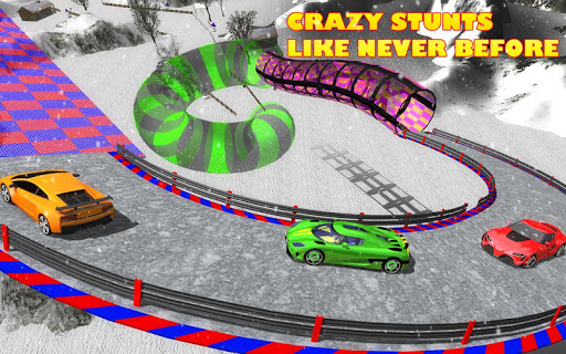 Extreme Stunts GT Racing Car 1.10 screenshots 3