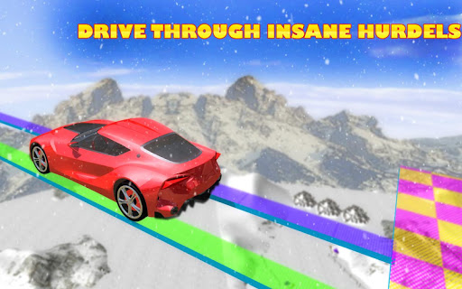 Extreme Stunts GT Racing Car 1.10 screenshots 4
