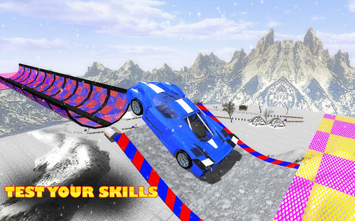 Extreme Stunts GT Racing Car 1.10 screenshots 5