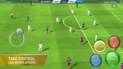 FIFA 16 Soccer 3.3.118003 screenshots 2