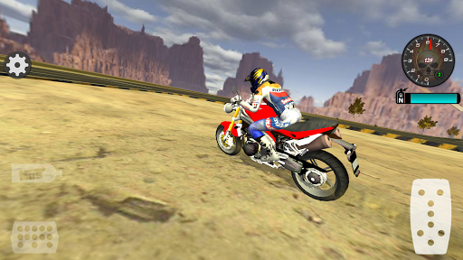 Fast Motorcycle Driver 2016 1.2 screenshots 13