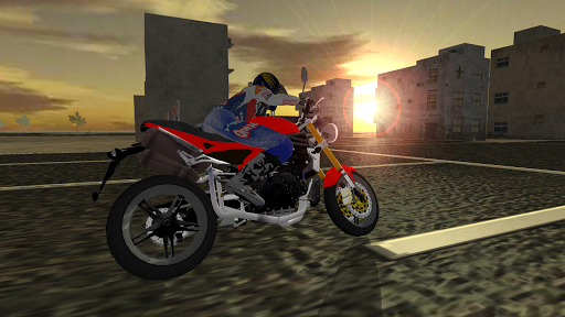 Fast Motorcycle Driver 2016 1.2 screenshots 2