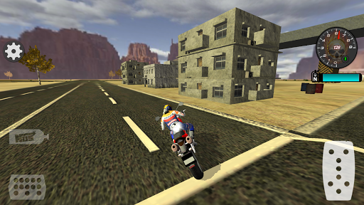 Fast Motorcycle Driver 2016 1.2 screenshots 8