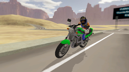 Fast Motorcycle Driver 2016 1.2 screenshots 9